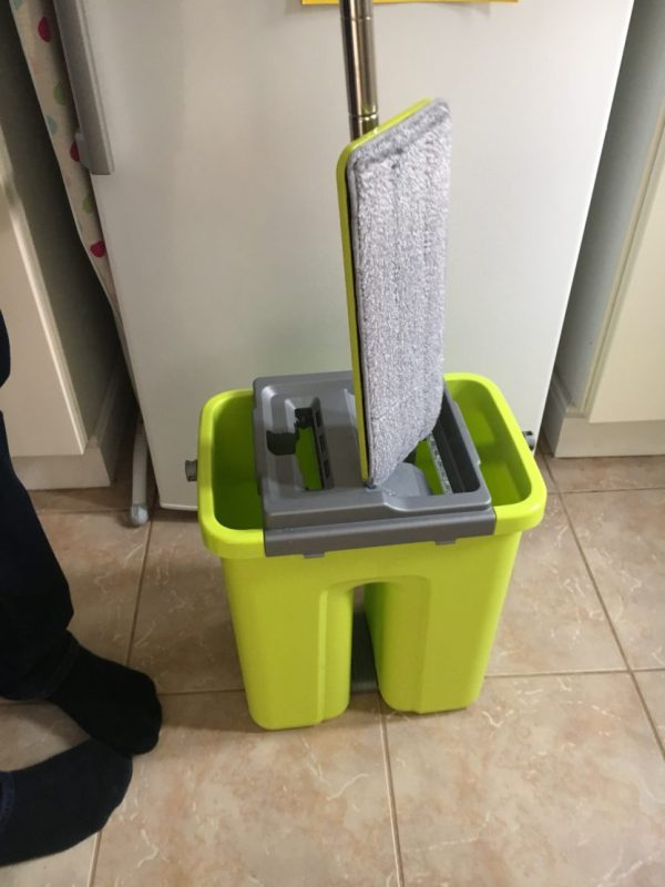 CleanUP complete mop system
