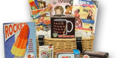 *Prize draw* Decade hamper from Sweet & Nostalgic
