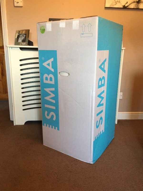 Getting a good nights sleep with Simba Hybrid®Mattress