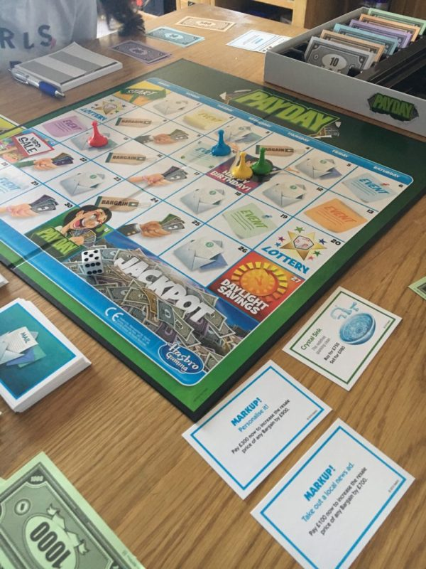 Pay Day – a family fun game