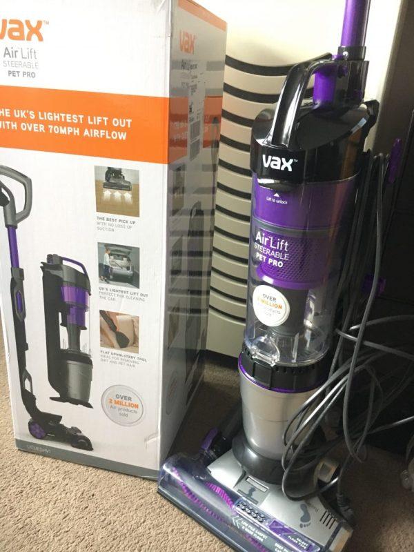 Vax Air Lift Pet Pro Upright Vacuum Cleaner