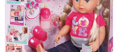 *Prize draw* BABY born Interactive Sister doll