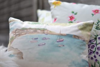*Prize Draw* Katie Hipwell Cushion