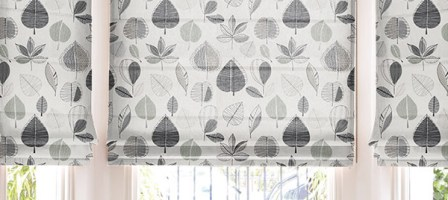 The Benefits of Roman Blinds