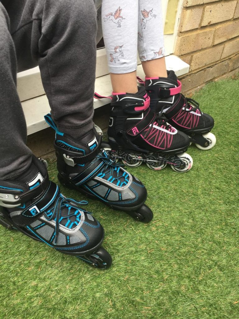 Getting kids active with Skates.co.uk