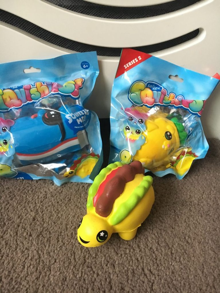 Introducing Smiggle's Squishies Series 2