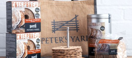 *Prize draw* Peter's Yard – mixed gift pack selection