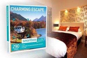 *Prize draw* Charming Escape – Smartbox by Buyagift