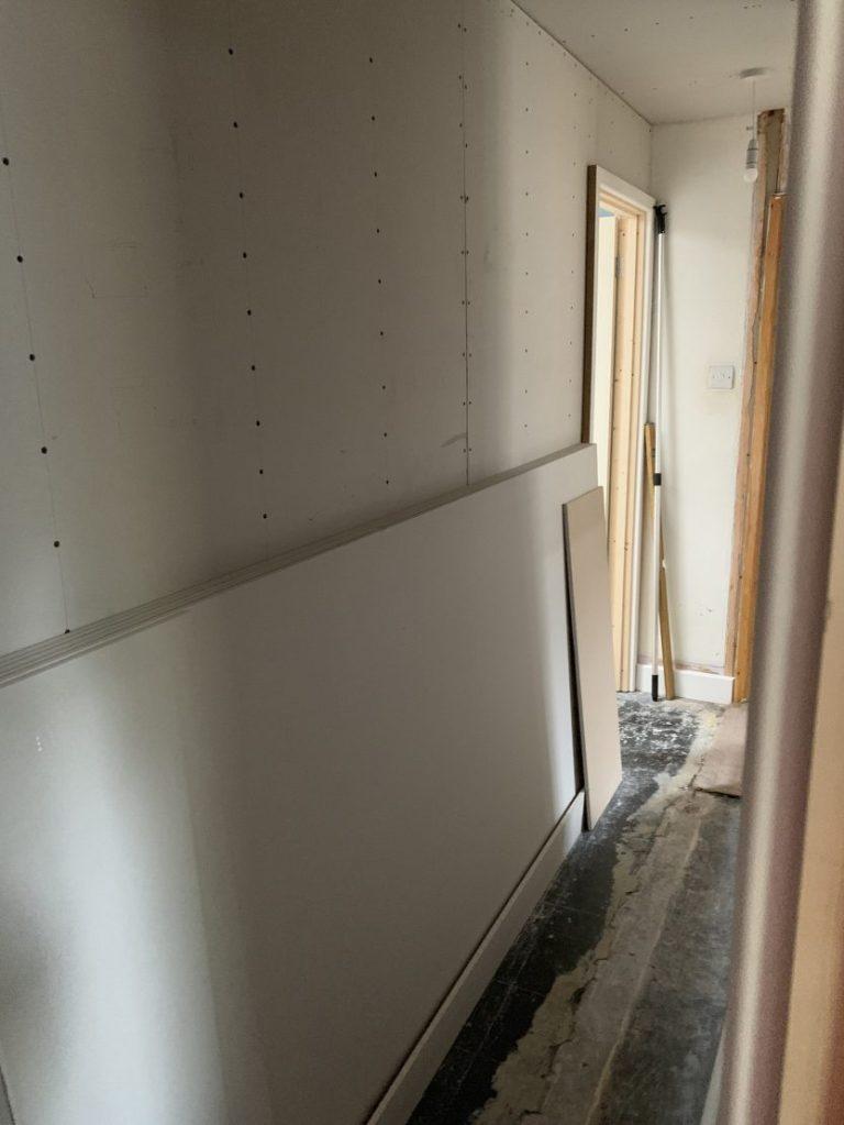 Building work update - Part 1
