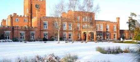 *Christmas prize draw* Experience Day for Two People at Ragdale Hall Spa