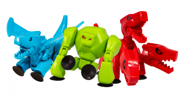 *Christmas prize draw* StikBot Mega Monsters (5 winners)