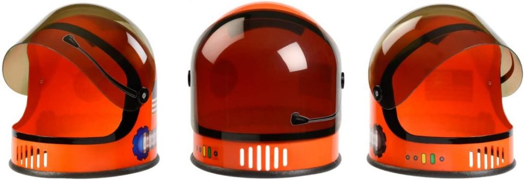 Day 3 - Win a Aeromax NASA Space Suit and a Youth Space Helmet