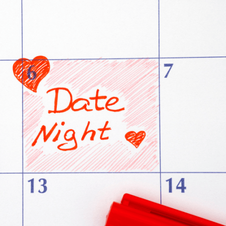 Date nights in and around Northamptonshire