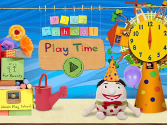 Play School Play Time App