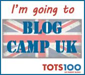Mummy Went Out: Blogcampuk, TalkTalk, BangsInABun, SEO, BlogDesign, Blog Communities