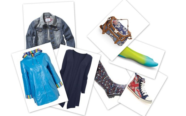 What shoes and coats to wear to family festivals