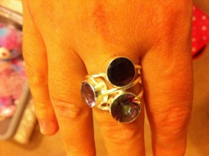 Crystal ring from Destiny Rising