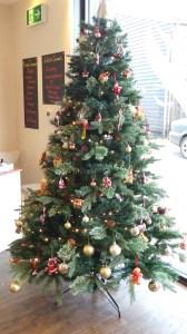 Christmas Tree At Espiritu