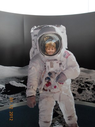 Astronaut Wriggler