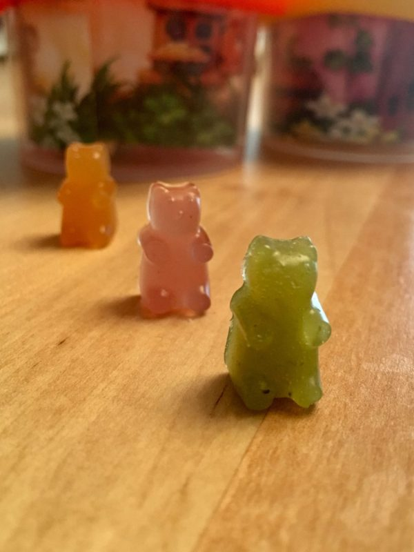 The Gummy Bears are alive!