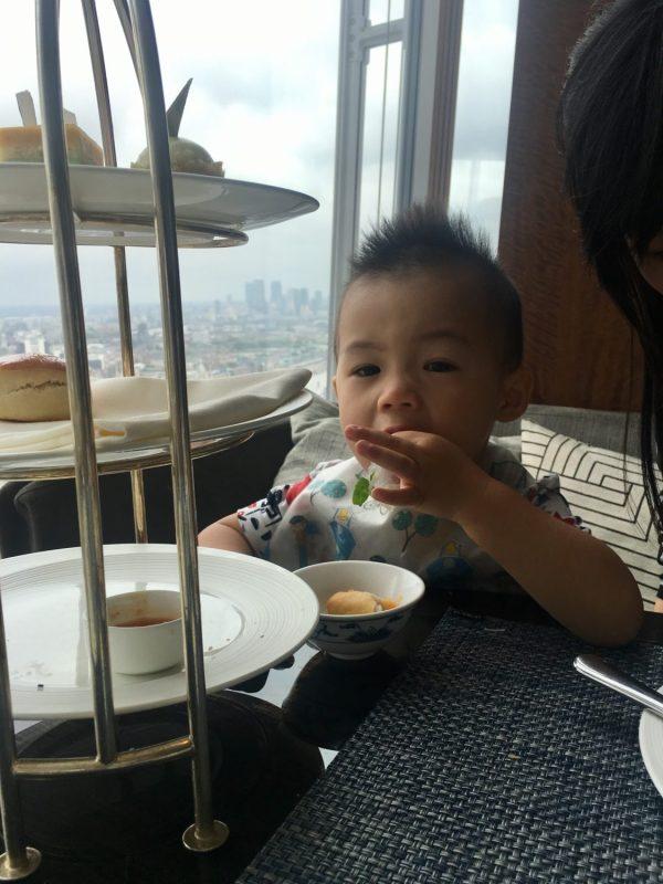 Toddler Friendly Food at Ting