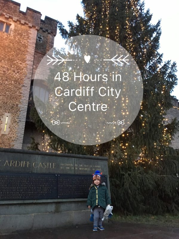 48 Hours in Cardiff City Centre