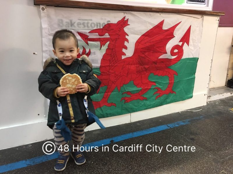 Visit Cardiff! There is so much to do, even in just 48 hours!