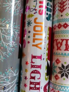 Christmas, wrapping paper, 365