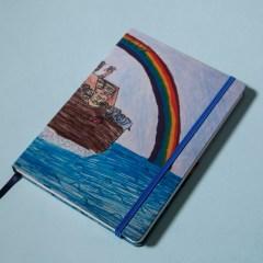 Personalised notebooks from Bookblock Original