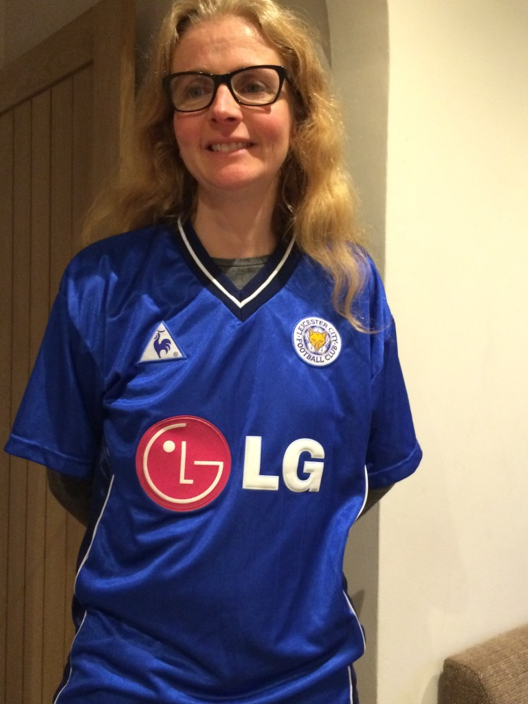Leicester City, Leicester, LCFC, Leicester fan, Selfie