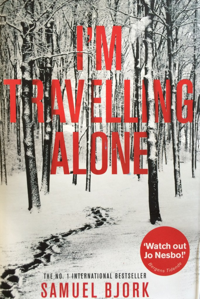 I'm Travelling Alone, Samuel Bjork, Book review