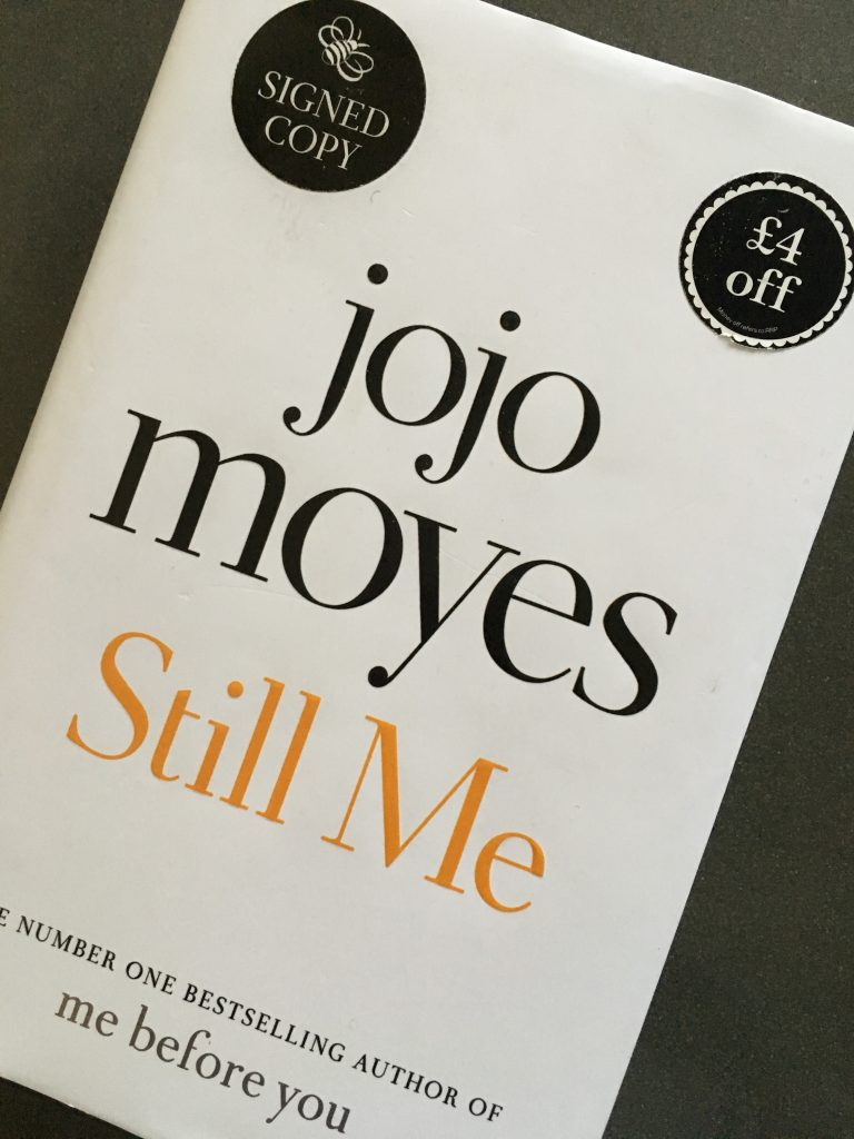 Still Me, Still Me by JoJo Moyes, Book review, JoJo Moyes