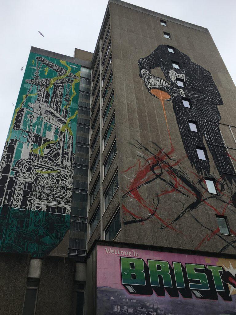 Street art, Bristol, Graffiti, 365