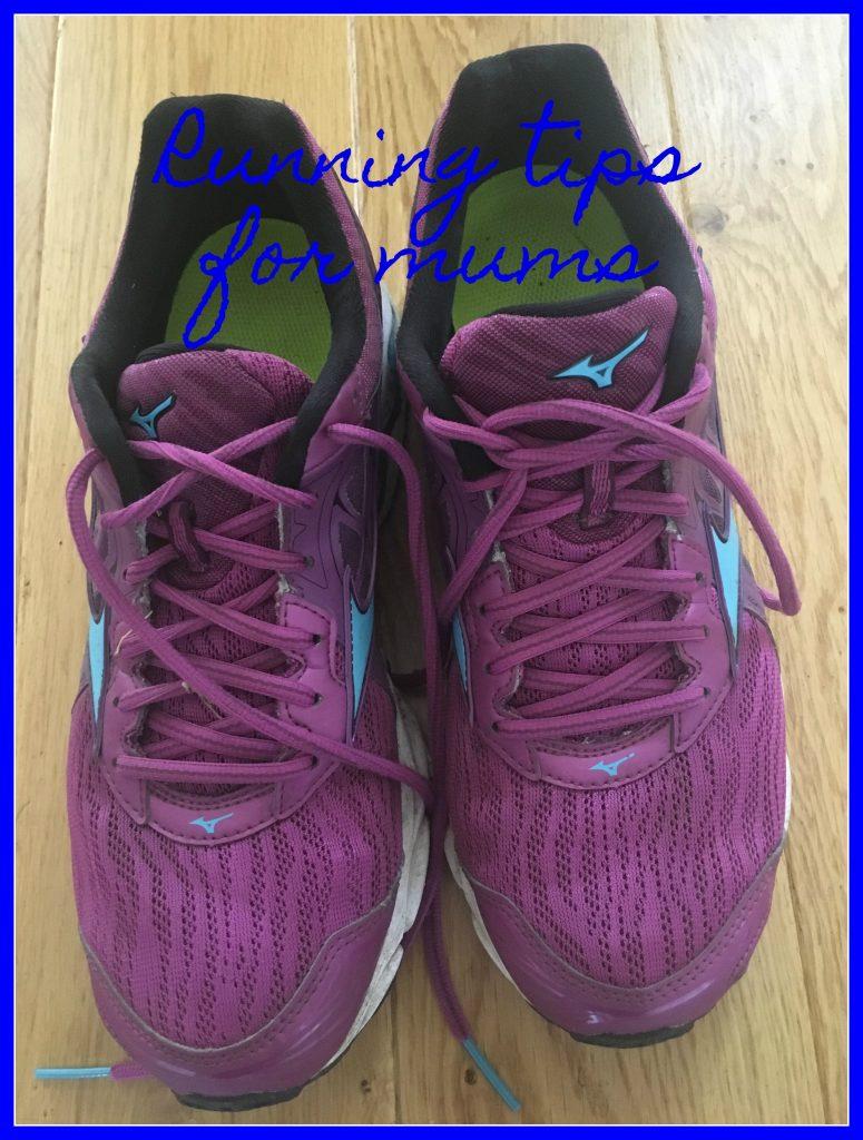 Running, Running tips, Running tips for mums, Trainers