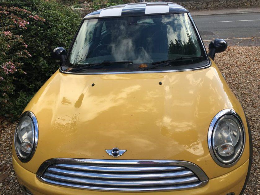 Car, Mini, Mum taxi, 365