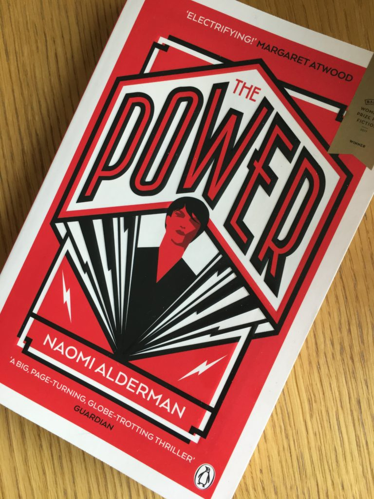 The Power, The Power by Naomi Alderman, Book review, Naomi Alderman