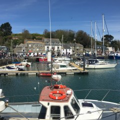 A flying visit to Padstow