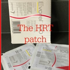 The HRT patch