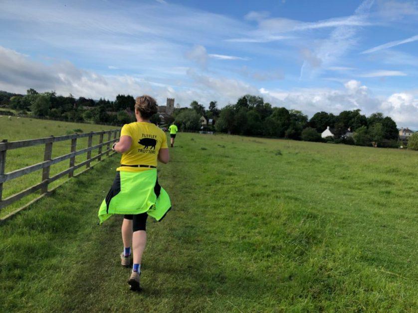Cheltenham Challenge half marathon, Runner, Half marathon