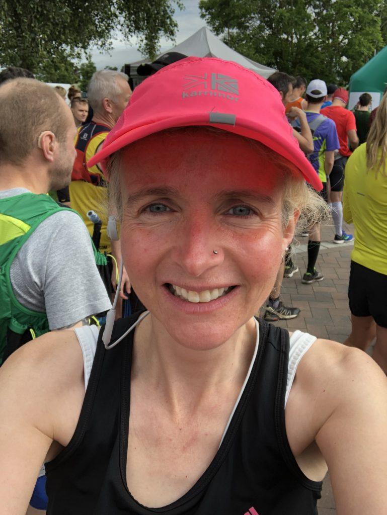 Cheltenham Challenge, half marathon, runner, Cheltenham Challenge half marathon