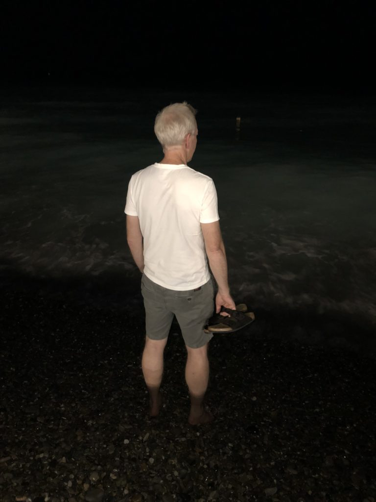 Husband, Sea, Nice, France, Holiday, 365