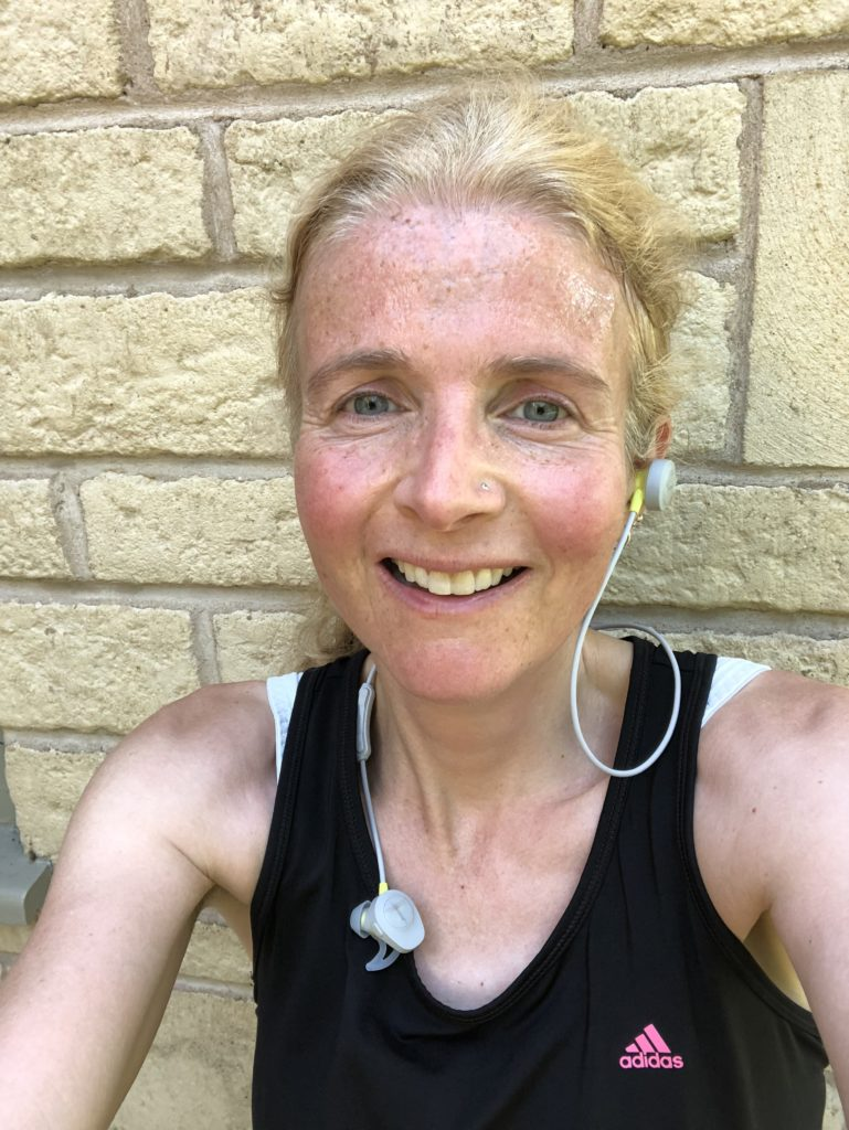 Running, Runner, Selfie, Hot weather, 365