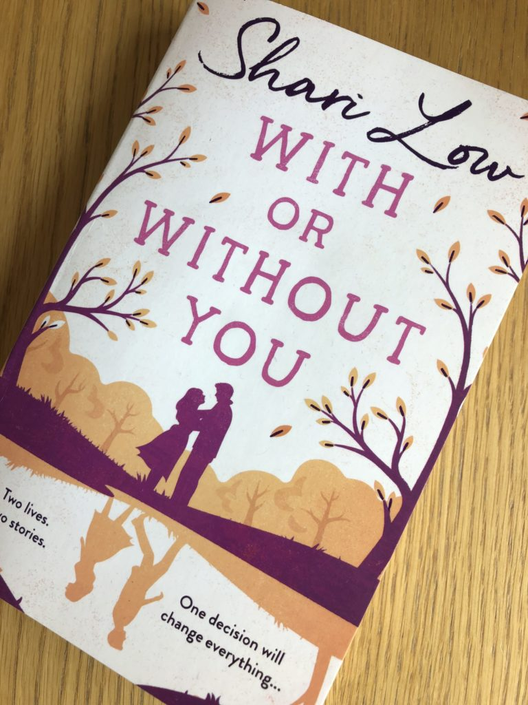 With or Without You by Shari Low, Book review, With or Without You