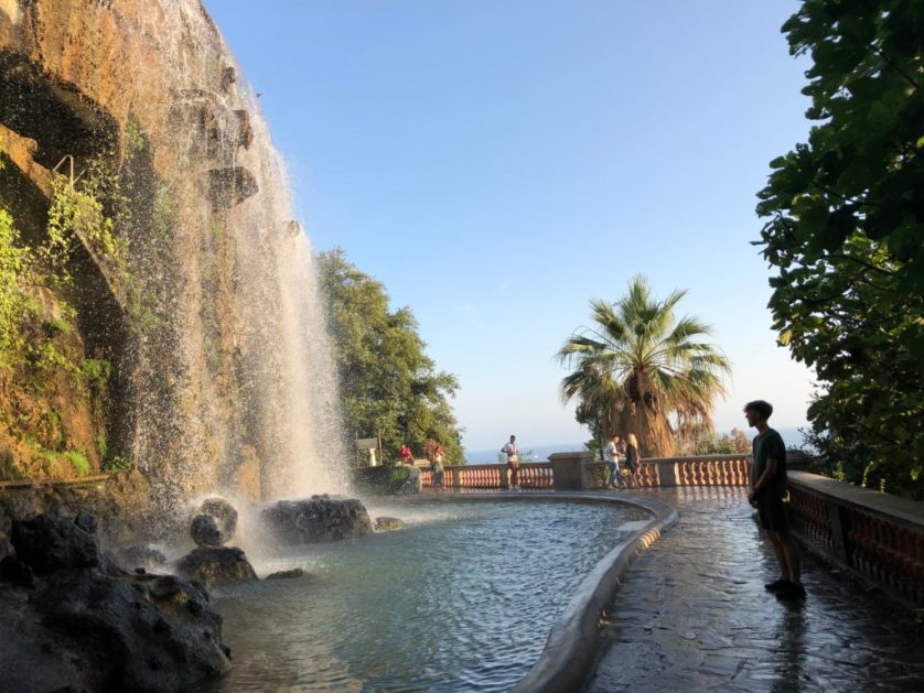 Waterfall, Nice, Holiday, France, Silent Sunday, Things to do in Nice