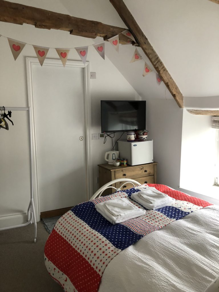 Airbnb, Holiday, The Loft at Cross House, Padstow, Our first Airbnb experience