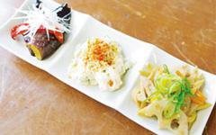 惣菜3種盛り