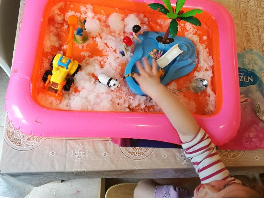 Tuff Tray Alternative – Inflatable Play Tray