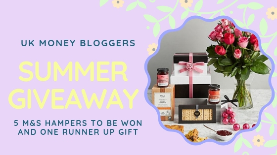 Summer Giveaway: Win One of Six M&S Hampers