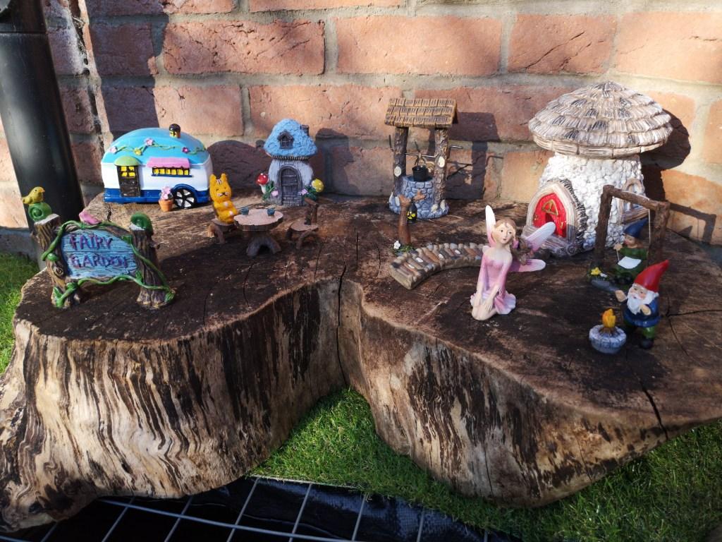 DIY Fairy Garden on a Budget