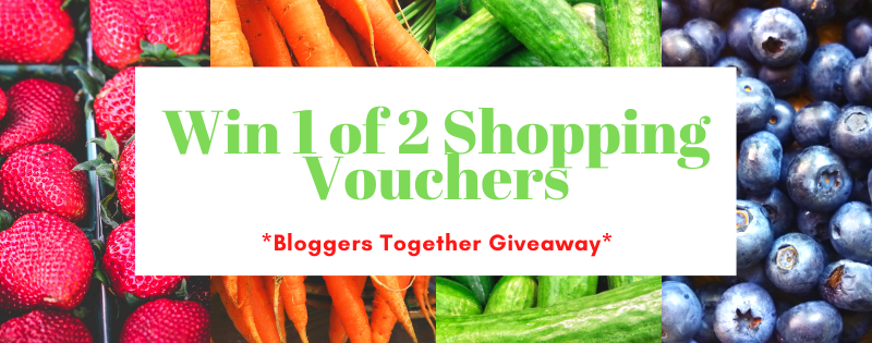 Bloggers Together Giveaway – Win Supermarket Vouchers!